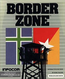 Border Zone Cover